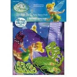 Tinkerbell Party Favor Pack