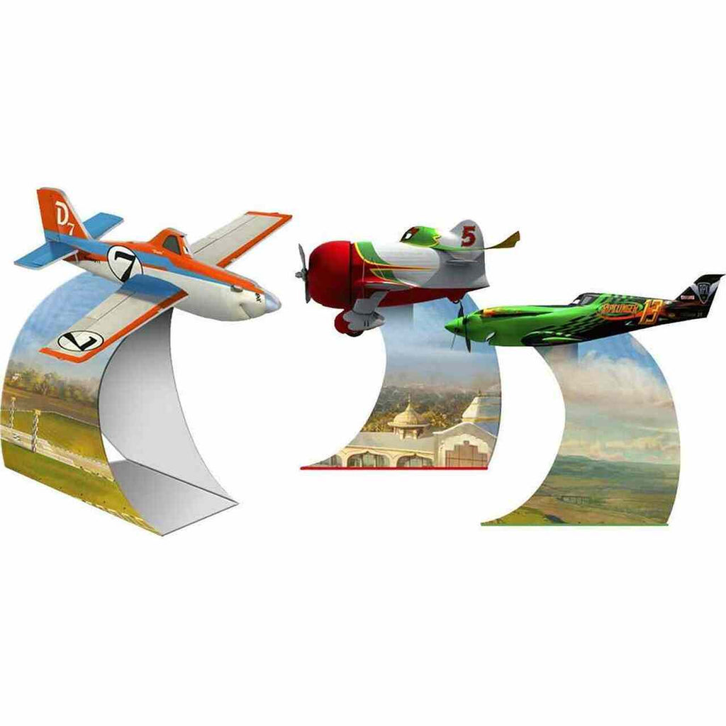 Disney Planes Centerpiece Set
