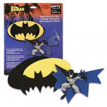 Batman Party Activity Craft Kit