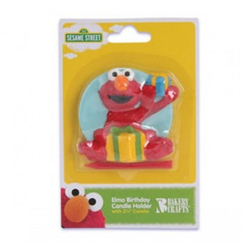Sesame Street Elmo Birthday Candle Holder