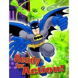 Batman The Brave And The Bold Invitations