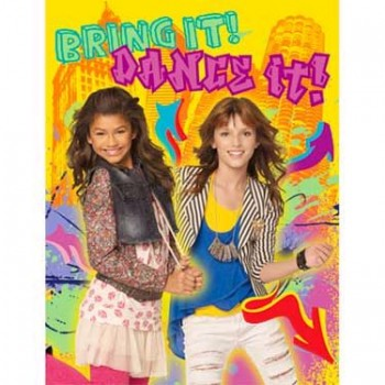 Shake It Up Invitations