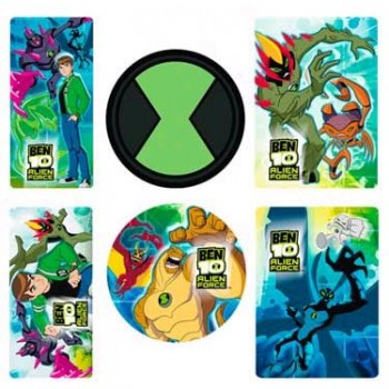 Ben 10 Alien Force Magnets