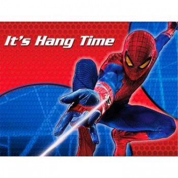 The Amazing Spiderman Invitations