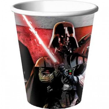 Star Wars Generations 9 ounce Hot/Cold Party Cups Party Supplies