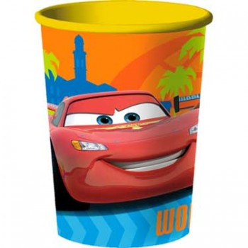 Disney Cars 2 Keepsake Cup