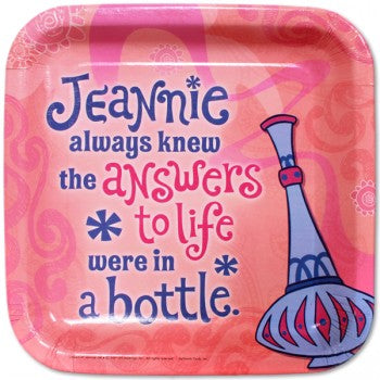 I Dream of Jeannie Dinner Plates