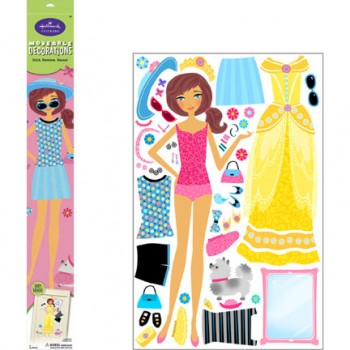 Jumbo Dress Up Moveable Decorations
