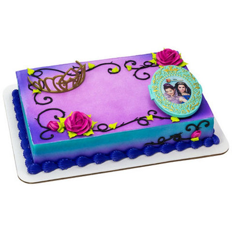 Descendants Under Your Spell Cake Topper