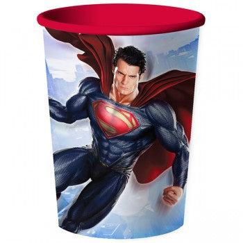 Superman Man of Steel 16 oz Keepsake Cup