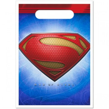 Superman Man of Steel Treat Sacks