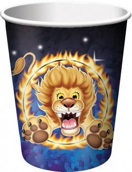 Big Top Birthday Circus Cups
