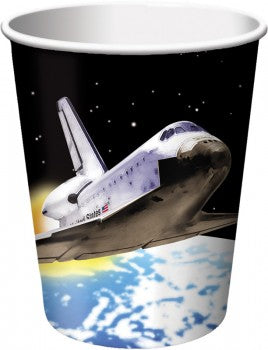Space Odyssey Cups
