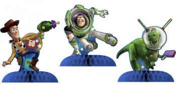 Toy Story Game Time Centerpiece Set
