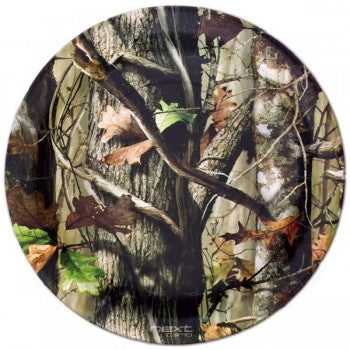 Havercamp Next Camo Dinner Plates.