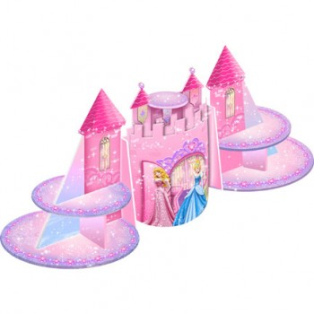 Disney (VIP) Very Important Princess Dream Party Cupcake Stand
