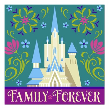 Disney Frozen Beverage Napkins