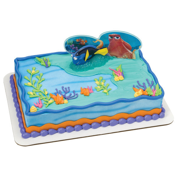Finding Dory Fintastic Adventures Cake Topper