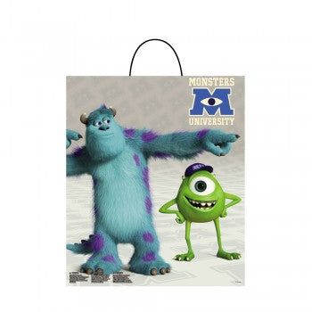 Monsters University Treat Bag Halloween Candy Trick or Treat Bag