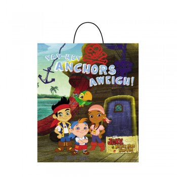 Jake & the Neverland Pirates Treat Bag Halloween Candy Trick or Treat Bag