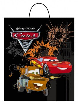 Disney Cars 2 Treat Bag Halloween Candy Trick or Treat Bag