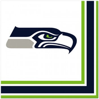 NFL Seattle Seahawks Luncheon Napkins