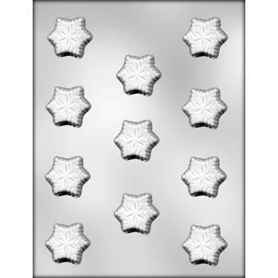 Snowflake 1.5 inch Chocolate Mold
