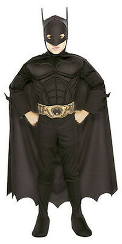 Batman Begins Deluxe Child Costume
