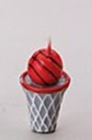 Basketball & Hoops Candles