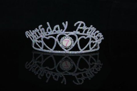 Birthday Princess Multi-Age Sparkle Tiara