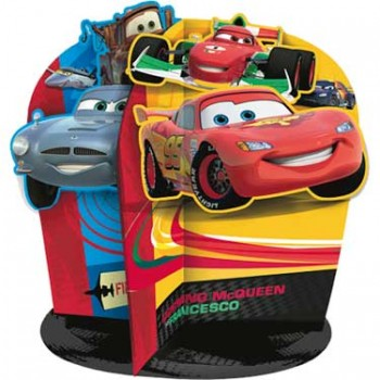 Disney Cars 2 Centerpiece