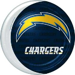 NFL San Diego Chargers Dinner Plates