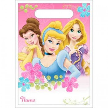 Disney's Fanciful Princesses Treat Sacks
