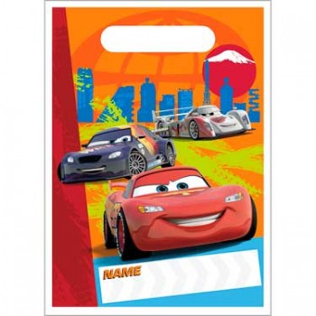 Disney Cars Party Treat Bags