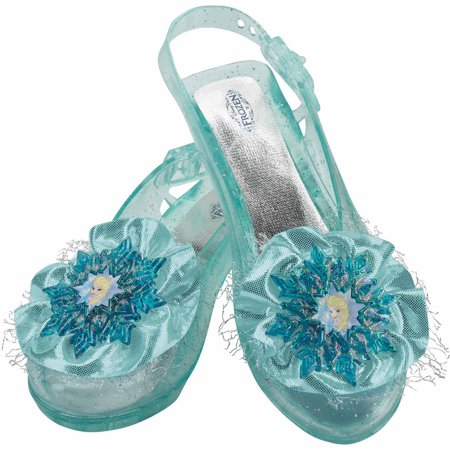 Disneys Frozen Elsa Shoes - One Size