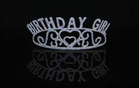 Birthday Girl Sparkle Tiara