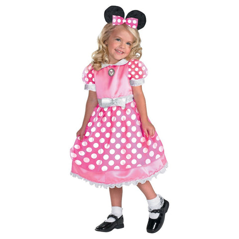 Disney Minnie Mouse Toddler Costume - Size 2T