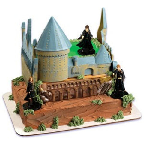 Harry Potter Step Above Cake Decorating Kit
