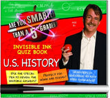 Are You Smarter than a 5th Grader Invisible Ink Quiz Book