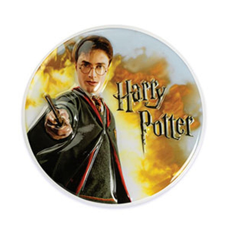 Harry Potter Pop Top Cake Topper