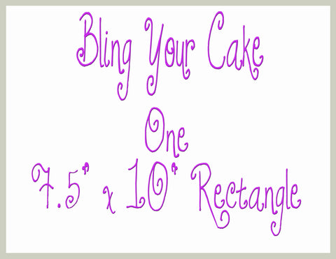 Design Your Own Multiple Image Edible Icing Quarter Sheet Cake Decor Topper - DYOMA