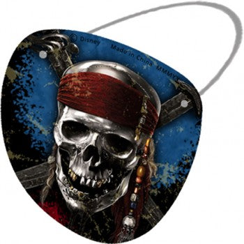 Pirates of the Caribbean Eye Patches