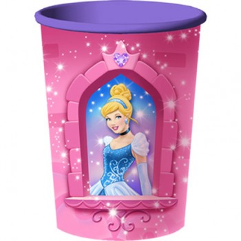 Disney (VIP) Very Important Princess Dream 16-ounce Keepsake Cups Party Favors