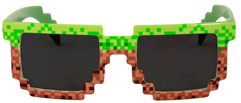 Pixel Sunglasses by Elope