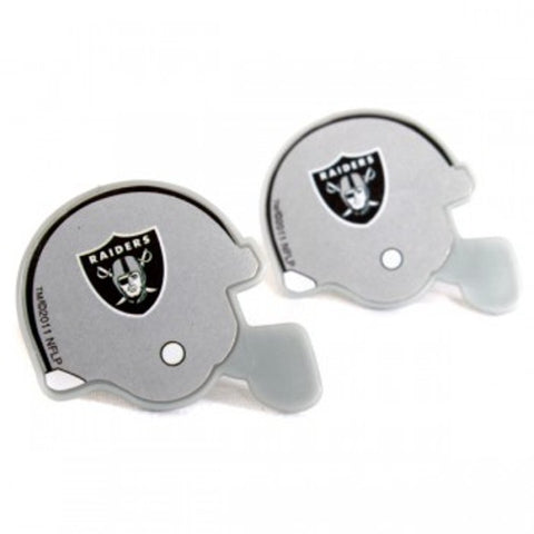 24 Oakland Raiders Cupcake Rings