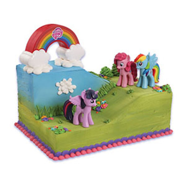 My Little Pony Rainbow Deluxe Cake Kit   Bling Your Cake