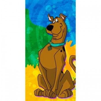 Scooby Doo Mod Mystery Tablecover