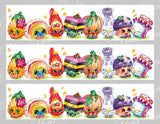 Shopkins Edible Icing Wraps - SHOP5G