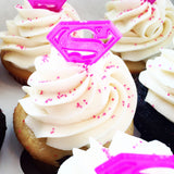 24 Supergirl Cupcake Topper Picks