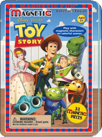 Toy Story Magnetic Fun Tin